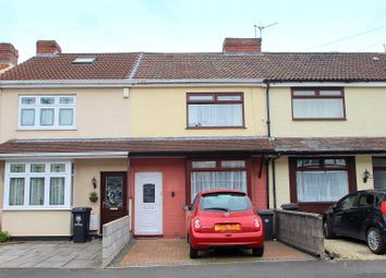 Thumbnail 3 bedroom terraced house for sale in Somermead, Bedminster, Bristol
