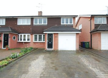 Thumbnail 3 bed semi-detached house for sale in Parkway, Orsett, Grays