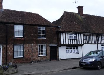 Thumbnail 1 bed cottage to rent in High Street, Marden, Tonbridge