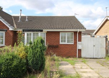 Thumbnail 2 bed semi-detached bungalow for sale in Stoops Lane, Bessacarr, Doncaster, South Yorkshire