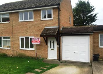 Thumbnail 3 bed semi-detached house to rent in Tollgate, Peacehaven