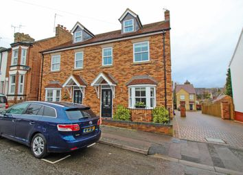 Thumbnail 4 bed semi-detached house for sale in Victoria Road, Leighton Buzzard