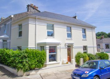 Thumbnail 4 bed end terrace house for sale in Park Road, Lower Compton, Plymouth