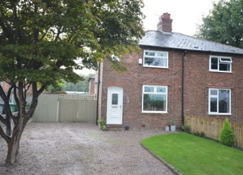 Thumbnail 2 bed semi-detached house for sale in High Legh Road, Lymm