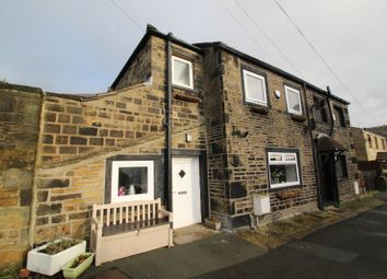 Thumbnail 2 bed semi-detached house for sale in Cross Hill, Greetland, Halifax, West Yorkshire