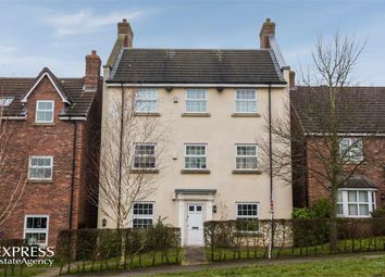 Thumbnail 2 bed flat for sale in Red Gables Court, Church Leigh, Leigh, Stoke-On-Trent, Staffordshire