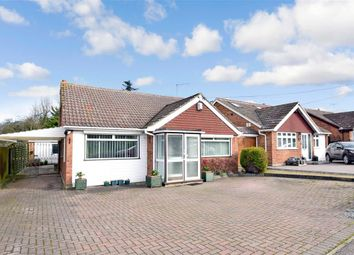 3 bed bungalow for sale in Tennyson Avenue, Cliffe Woods, Rochester, Kent ME3