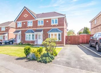 Thumbnail 3 bed semi-detached house for sale in Penda Drive, Liverpool, Merseyside, Uk