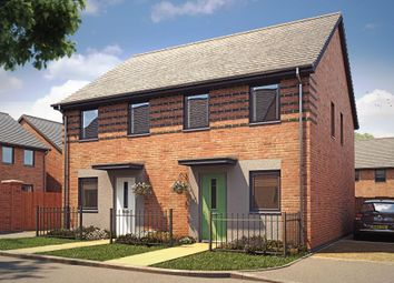 "Thumbnail 2 bedroom terraced house for sale in ""Richmond"" at Langaton Lane, Pinhoe, Exeter"