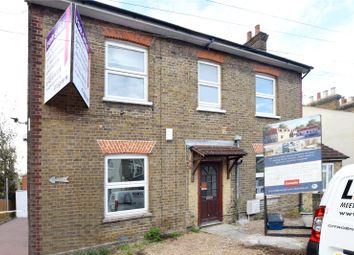 2 bed maisonette for sale in Park Road, Bushey, Hertfordshire WD23