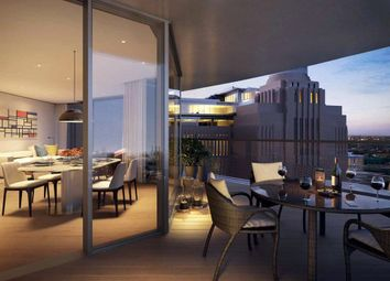 Thumbnail 2 bed flat for sale in Roof Gardens, Battersea Power Statio