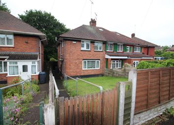 3 bed semi-detached house to rent in Gregory Avenue, Northfield, Birmingham B29