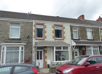 Thumbnail 4 bed terraced house for sale in Cecil Street, Manselton, Swansea