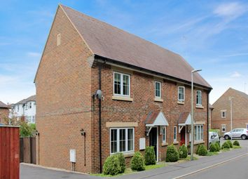 Thumbnail 2 bed semi-detached house to rent in Old Coach Works, Lambourn, Hungerford