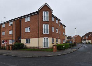 Thumbnail 2 bed flat for sale in Garrington Road, Bromsgrove