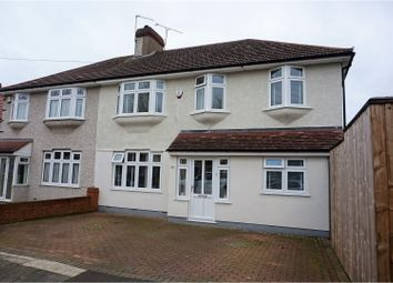 Thumbnail 4 bed semi-detached house for sale in Mayfair Avenue, Bexleyheath