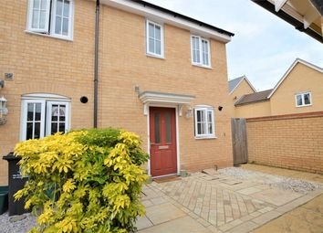 Thumbnail 2 bed end terrace house for sale in Cinder Street, Colchester
