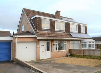 Thumbnail 3 bed semi-detached house for sale in Lincombe Road, Radstock