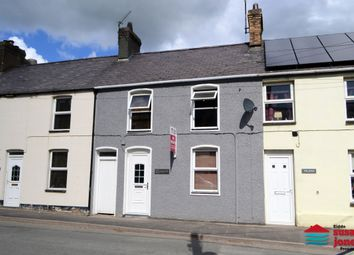 Thumbnail 3 bed terraced house for sale in Chwilog, Pwllheli