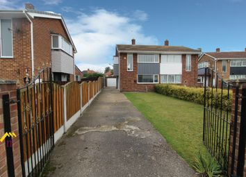 Thumbnail 2 bed semi-detached house to rent in Thompson Nook, Hatfield, Doncaster