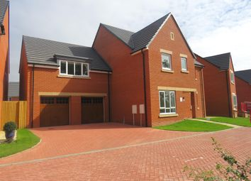Thumbnail 5 bed detached house for sale in Starling Crescent, West Bridgford, Nottingham