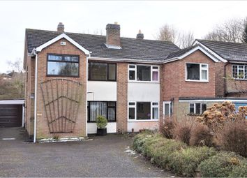 Thumbnail 3 bed semi-detached house for sale in Dumps Road, Coalville