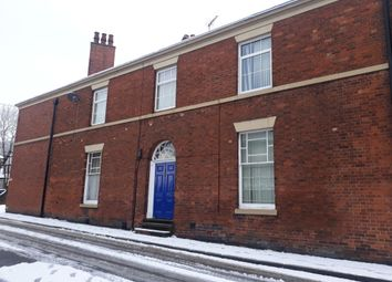 Thumbnail 1 bed flat to rent in King Street, Newcastle, Staffs
