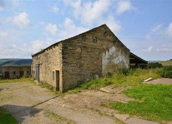 Thumbnail Barn conversion for sale in Hill House Farm Barn, Raw Lane, Mytholmroyd