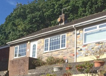 Thumbnail 2 bed semi-detached bungalow for sale in Shelone Road, Briton Ferry, Neath