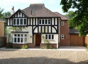 Thumbnail 5 bedroom detached house to rent in Longdown Lane North, Epsom