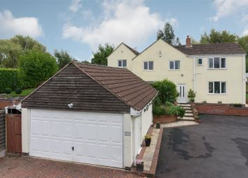 Thumbnail 4 bed detached house for sale in Poplar Hill, Walton On The Wolds, Loughborough