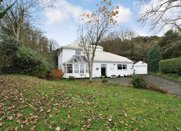 Thumbnail 4 bed detached house for sale in Llangefni