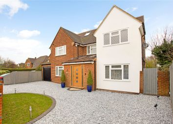 Thumbnail 5 bed detached house for sale in Lees Close, Maidenhead, Berkshire