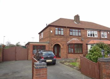 Thumbnail 3 bed semi-detached house for sale in Beech Drive, Leigh