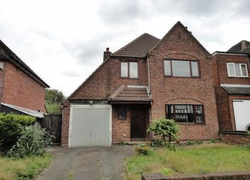 Thumbnail 3 bed semi-detached house to rent in Manor Road North, Edgbaston, Birmingham