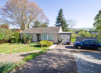 Thumbnail 2 bed detached bungalow for sale in Victoria Road, Wooler, Northumberland