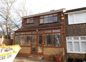Thumbnail 4 bedroom end terrace house for sale in Stevens Way, Chigwell