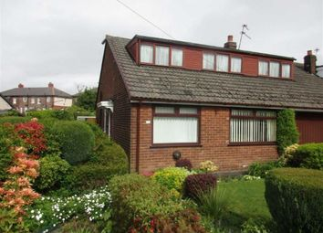 Thumbnail 3 bed semi-detached bungalow for sale in Warlow Drive, Leigh, Lancashire