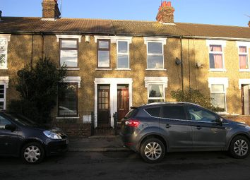 Thumbnail 2 bed terraced house to rent in Stanley Avenue, Ipswich