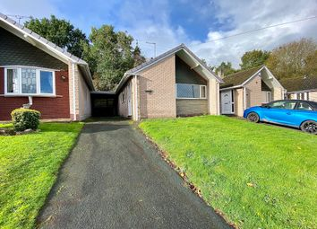 Thumbnail 2 bed detached bungalow for sale in Heather Close, Brereton, Rugeley