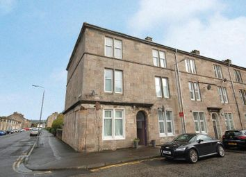Thumbnail 1 bed flat for sale in Castlegreen Street, Dumbarton