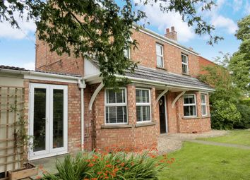Thumbnail 4 bedroom detached house for sale in Church View, High Street, Swaton