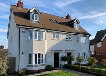 Thumbnail 4 bed semi-detached house for sale in Oat Leys, Chelmsford