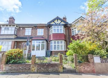 Thumbnail 3 bed terraced house for sale in Ivymount Road, West Norwood, London