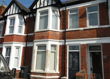 Thumbnail 2 bed terraced house to rent in Bloom Street, Pontcanna, Cardiff, South Glamorgan