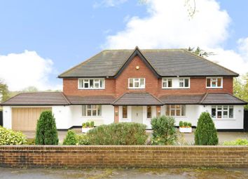 Thumbnail 5 bed property to rent in Sandy Lodge Road, Rickmansworth