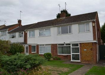 Thumbnail 3 bed semi-detached house for sale in Spinney Hill Road, Spinney Hill, Northampton