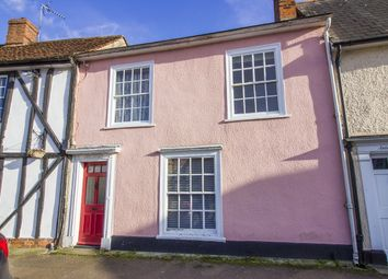 Thumbnail 3 bed terraced house to rent in Market Hill, Clare, Sudbury