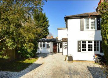 3 bed semi-detached house for sale in Burwood Road, Hersham Village, Surrey KT12