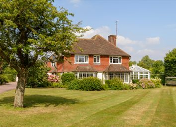 6 bed detached house for sale in Westburton Lane, Bury, Pulborough, West Sussex RH20